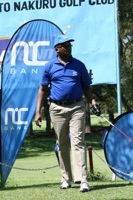 NDUNDA CARRIES THE DAY AT NIC BANK GOLF SERIES IN NAKURU – Kenya